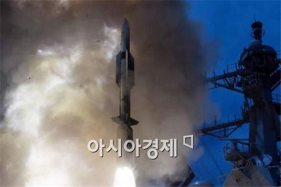 대함 공격 능력을 갖춘 SM-6 함대공 미사일
