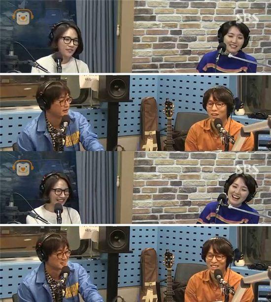 사진=SBS 파워FM '김창렬의 올드스쿨'