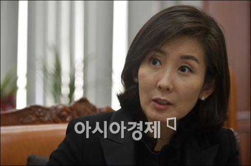 """나경원 """"원내대표 경선, 계파 경선으로 흘러선 안돼"""""""