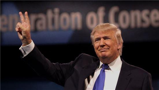 사진=도널드 트럼프 공식 홈페이지