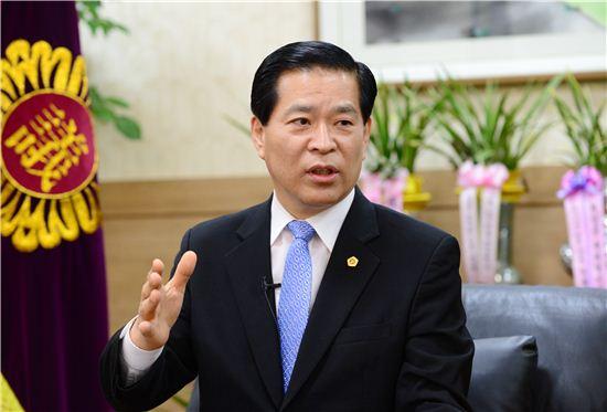 박래학 서울시의회의장