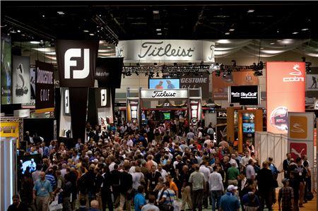 세계 골프용품시장의 트렌드를 주도하는 미국 올랜도 PGA머천다이스쇼.