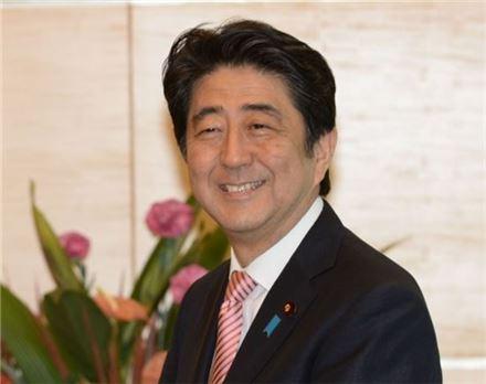 아베 신조 일본 총리. 사진=아시아경제 DB.