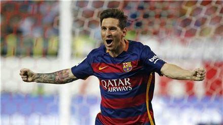 리오넬 메시 / 사진=바르셀로나 공식 페이스북