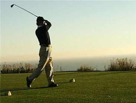 새해에는 진정한 골퍼로 거듭나기 위해 연습과 레슨 등 7가지 목표를 세웠다.
