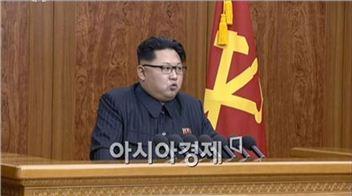 김정은 북한 국방위원회 제1위원장.