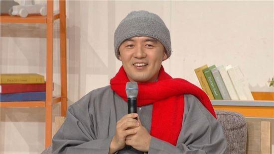 김제동의 톡투유 혜민스님 / 사진=JTBC 제공