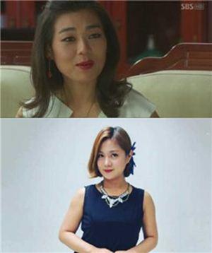 채국희 박나래 닮은꼴. 사진=온라인커뮤니티.