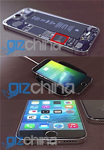 '아이폰 7' 예상 이미지. 사진=기즈차이나 제공.