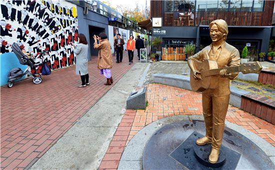 김광석 거리