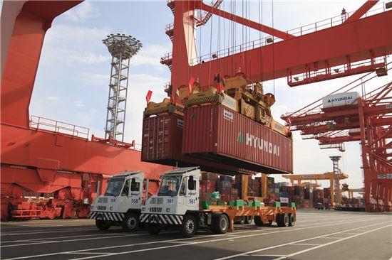 한국은 수출쇼크…1월 수출 6년5개월새 최대 급감(종합)