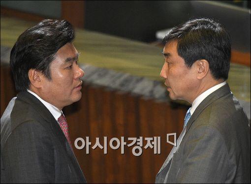 여야, '원샷법 처리' 본회의 개회 잠정합의(상보)