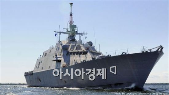미해군 연안전투함(LCS ) 1번함 프리덤함
