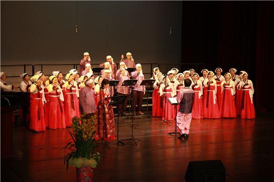 2015년 강북구 신년인사회