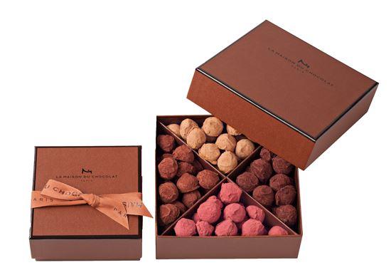 프랑스 초콜릿 라메죵뒤쇼콜라 사진