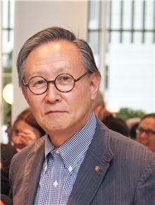 현대차그룹 글로벌 비즈니스센터(GBC)' 프로젝트 설계책임으로 선임된 원로 건축가 김종성(82)씨.