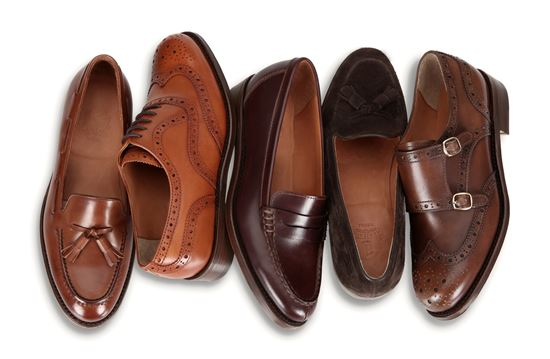헤리티지 여성 신발