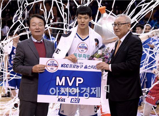 MVP 김선형[사진 잠실=김현민 기자]