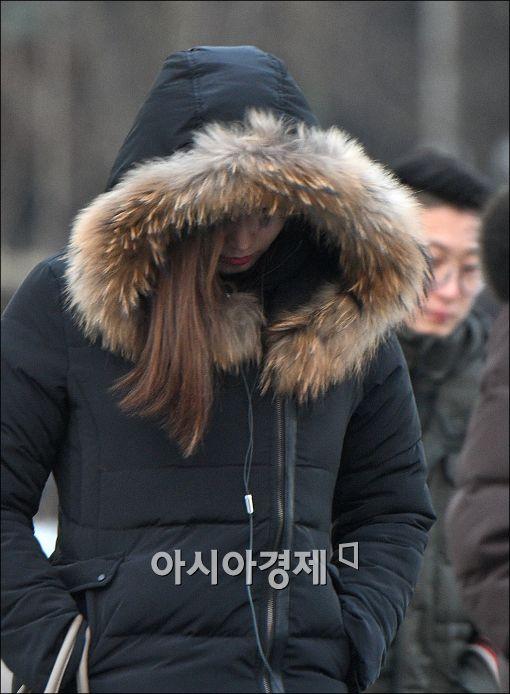 오늘 날씨, 서울 영하 14도…'건강 조심하세요'