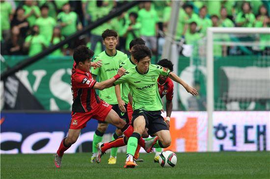 K리그 개막전 전북-서울, 사진=한국프로축구연맹 제공
