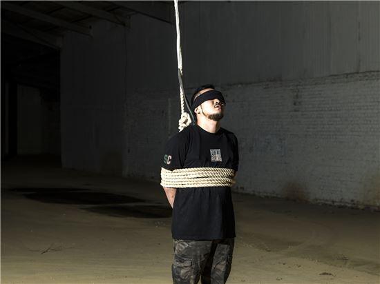 김기라 作, '플로팅 빌리지'