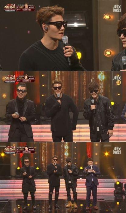 히든싱어4 터보. 사진=JTBC 방송화면 캡처