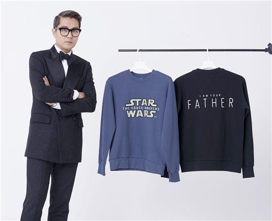 대형마트는 '생필품'만 판다? 스타 디자이너와 손잡고 '콜라보 티셔츠' 출시