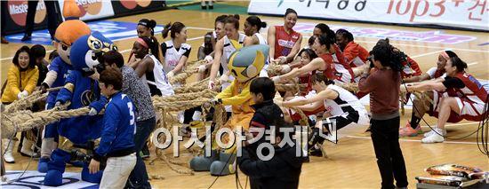 여자농구 올스타전[사진=김현민 기자]