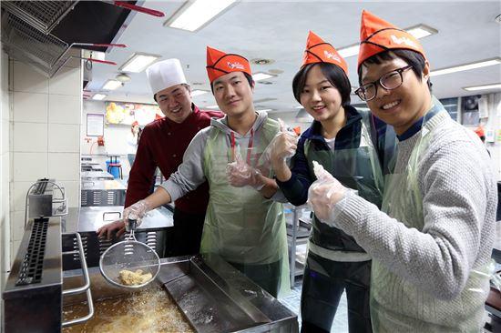 비비큐, 연세대 치킨동아리 '피닉스'와 1박2일 치킨캠프 진행