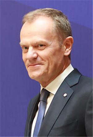 도날트 투스크 EU 정상회의 상임의장