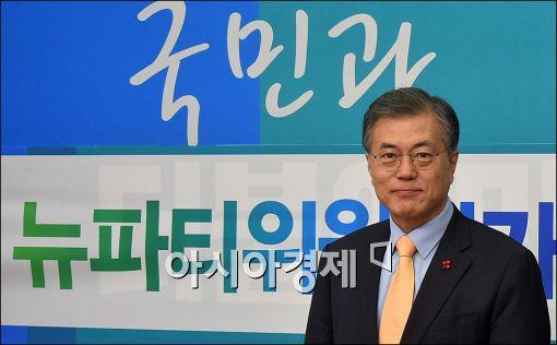 """文 """"박영선 잔류, 당·야권·총선 모두 큰 힘 된다"""""""
