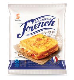 삼립식품, '햄&치즈 프렌치토스트' 출시