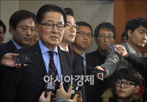 박지원 국민의당 의원.