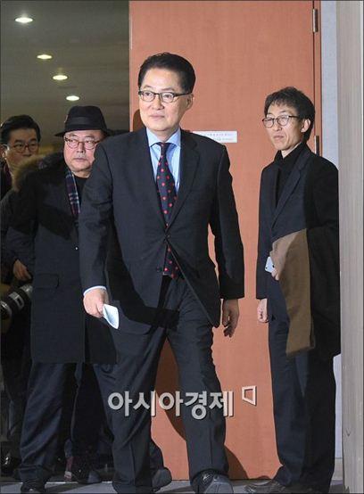 박지원 국민의당 의원. 사진=아시아경제 DB