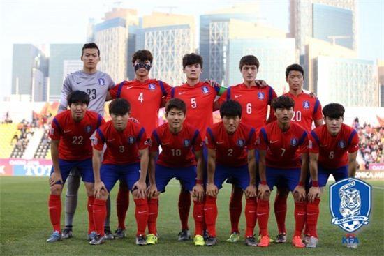 한국 올림픽 축구대표팀 / 사진=대한축구협회 제공
