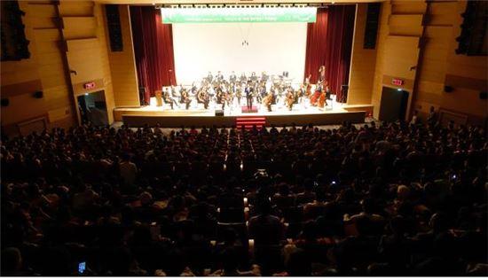 정부세종청사 이전기념 행복음악회 (2015.5.14.)