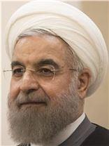 ▲하산 로하니 이란 대통령