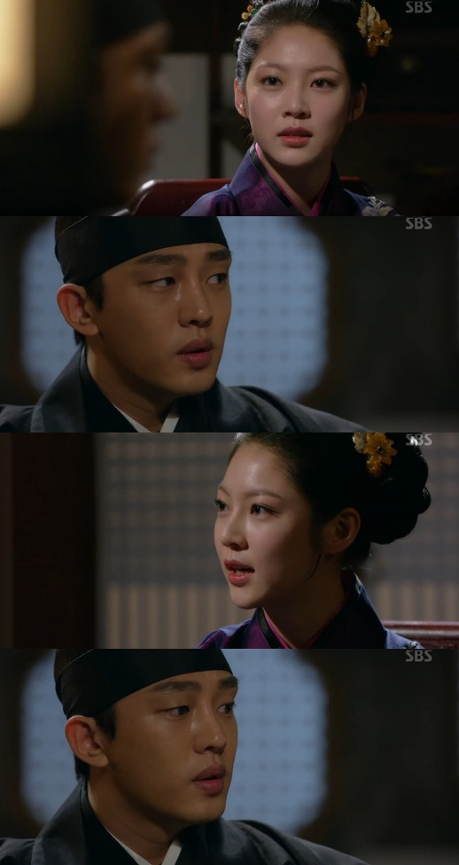사진=SBS '육룡이 나르샤' 캡처