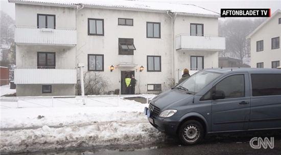 스웨덴 10대 난민, 난민센터 여직원 살해 사진=CNN 뉴스 캡처