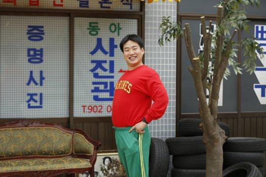 정봉이 안재홍. 사진=tvN 제공