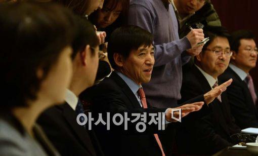 """[포토]이주열, """"중국 경제 좀 더 면밀히 분석, 대응해야"""""""