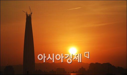 [포토]서울의 일출