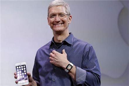 애플, 중국 의존도 심화…매출의 24% 중국서 발생
