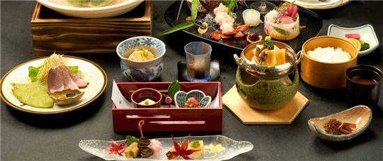 일본 가이세키 요리