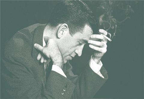 '호밀밭의 파수꾼' 작가 제롬 데이비드 샐린저.
