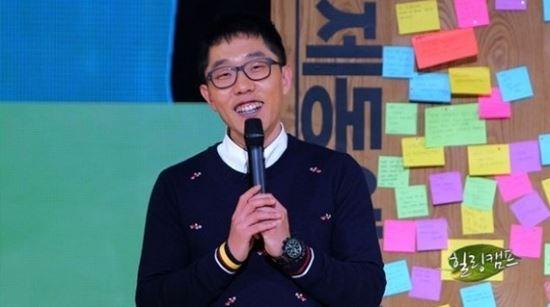 김제동. 사진=SBS '힐링캠프' 제공