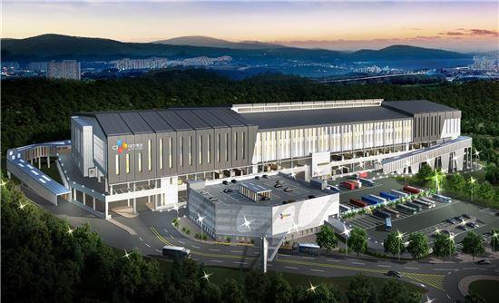 CJ대한통운, 경기도 광주에 아시아 최대 택배터미널 건설