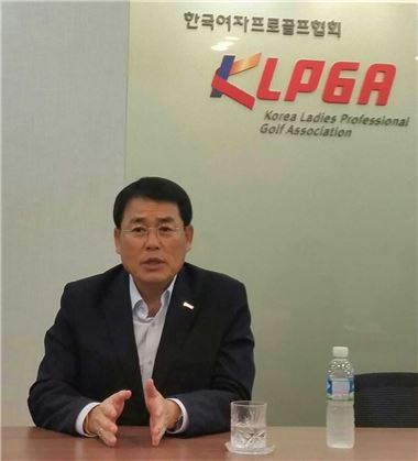 "KLPGA ""차기 회장은 누구?"""