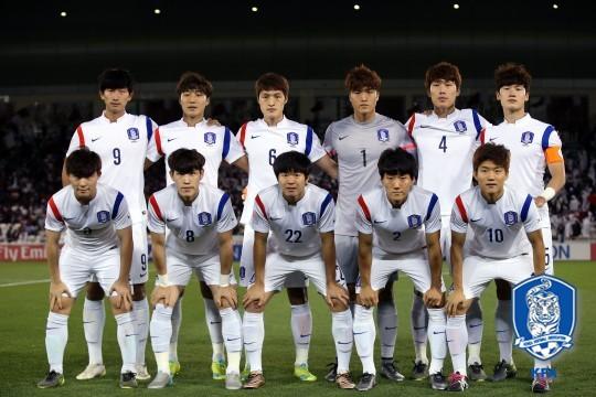 올림픽축구대표팀, 사진=대한축구협회