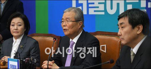 """김종인 """"선거법 처리후 원샷법 처리해도 무리 없어"""""""